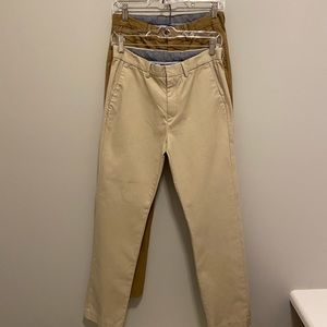 Crewcuts Bowery Pants (x2 BUNDLE)